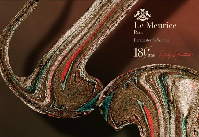 Le Meurice – Yohji Yamamoto – foulards en soie
