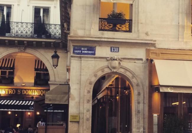 Les Fables de La Fontaine – restaurant une étoile – gastronomie