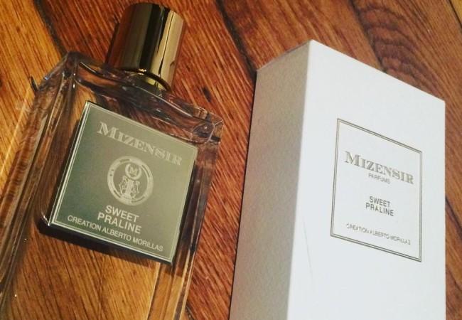 Parfums Mizensir – Sweet Praline