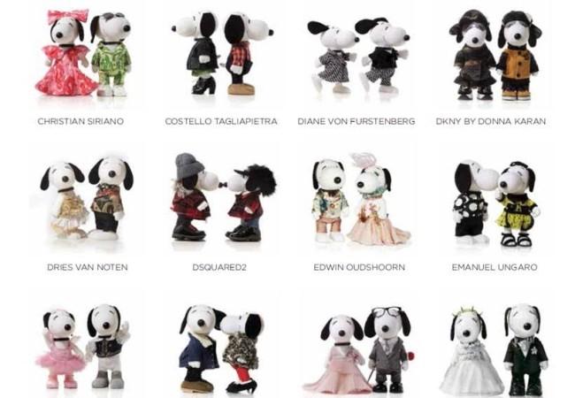 Snoopy & Belle in Fashion – exposition – Palais de Tokyo