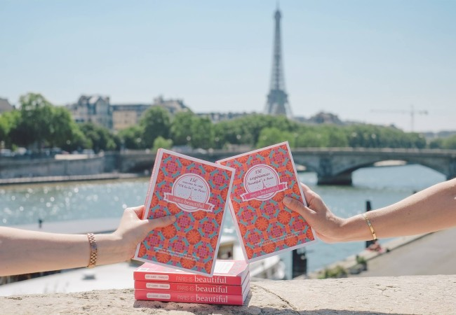 Paris is beautiful – city guide – Stéphanie Keszey et Jennifer Hebrard