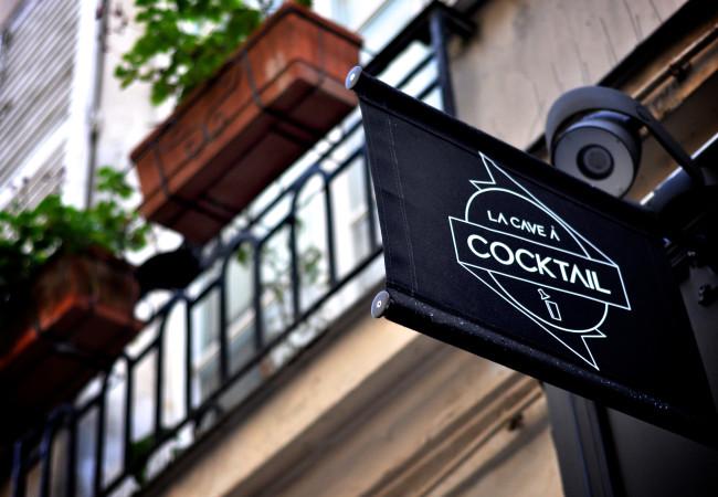 La Cave à Cocktail – Joseph Cartron – liqueurs -mixologie