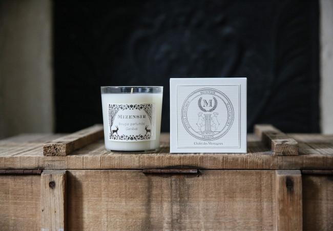 Mizensir – bougies parfumées – parfums
