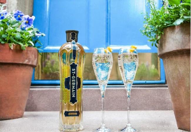 Saint-Germain-des-Prés – Rive Gauche – liqueur ST-GERMAIN