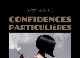 Confidences particulières – Vérone Editions – Yvon Genette