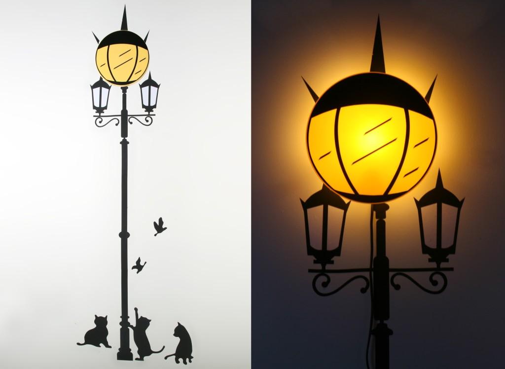 Lampes adhésives  HD 2