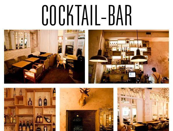 Le Badaboum – cocktail bar du 11ème – Pray for Paris