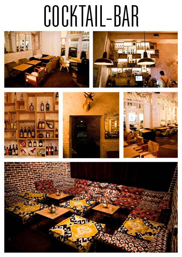 badaboum - cocktail bar et snack