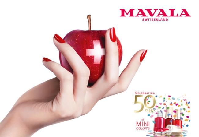Mavala – ongles sublimes – soin nourrissant – Nailactan