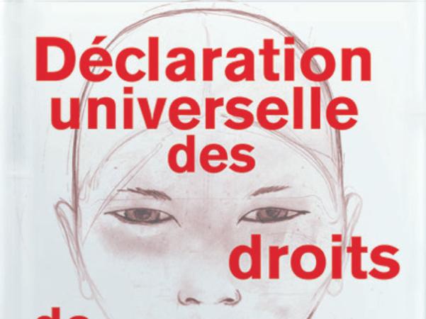 Déclaration Universelle des Droits de l'homme / Les Editions du Chêne