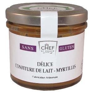 Delice-Confiture-de-lait-myrtille-Chef-de-France