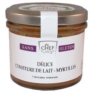 Delice-Confiture-de-lait-myrtille-Chef-de-France