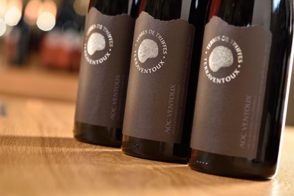 Vin – Terres de truffes, une cuvée hommage au diamant noir