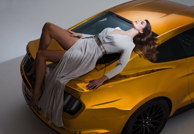 Ford Mustang – Angela Sega – voitures