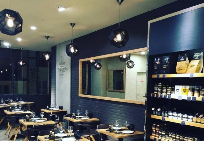 L'Artisan de la Truffe – restaurant chic – épicerie fine – BHV MARAIS