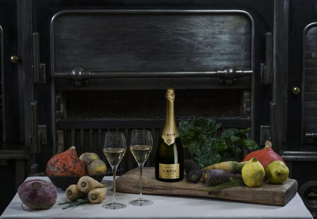 Krug en Capitale IV – champagne et gastronomie – Chef Armand Arnal