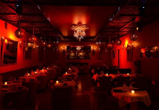 Le Nikita – restaurant russe – bar à mixologie
