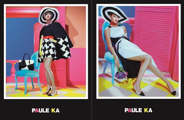 Paule Ka – Printemps Été 2016 – mode