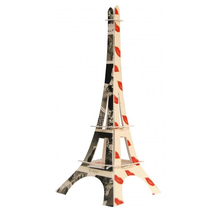 Tour Eiffel Baisers - La Plume de Louise