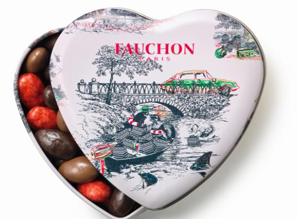 Fauchon – sélection chic et goumande – Saint Valentin