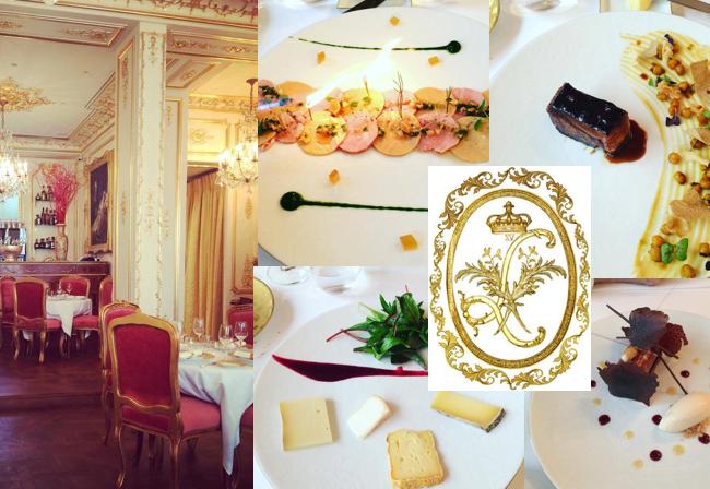 Le Bien Aimé – le meilleur restaurant de Paris – Gastronomie – Louis XV