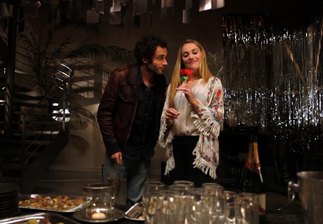 Comédie romantique – histoires d'amour à Paris
