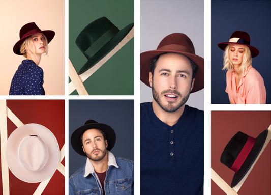 chapeaux d'Estrées - Paris Frivole