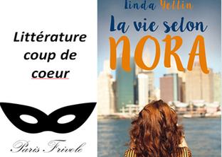 Littérature – La vie selon Nora – Linda Yellin