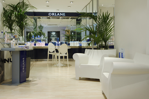 Institut Orlane – soin du visage anti-fatigue absolu
