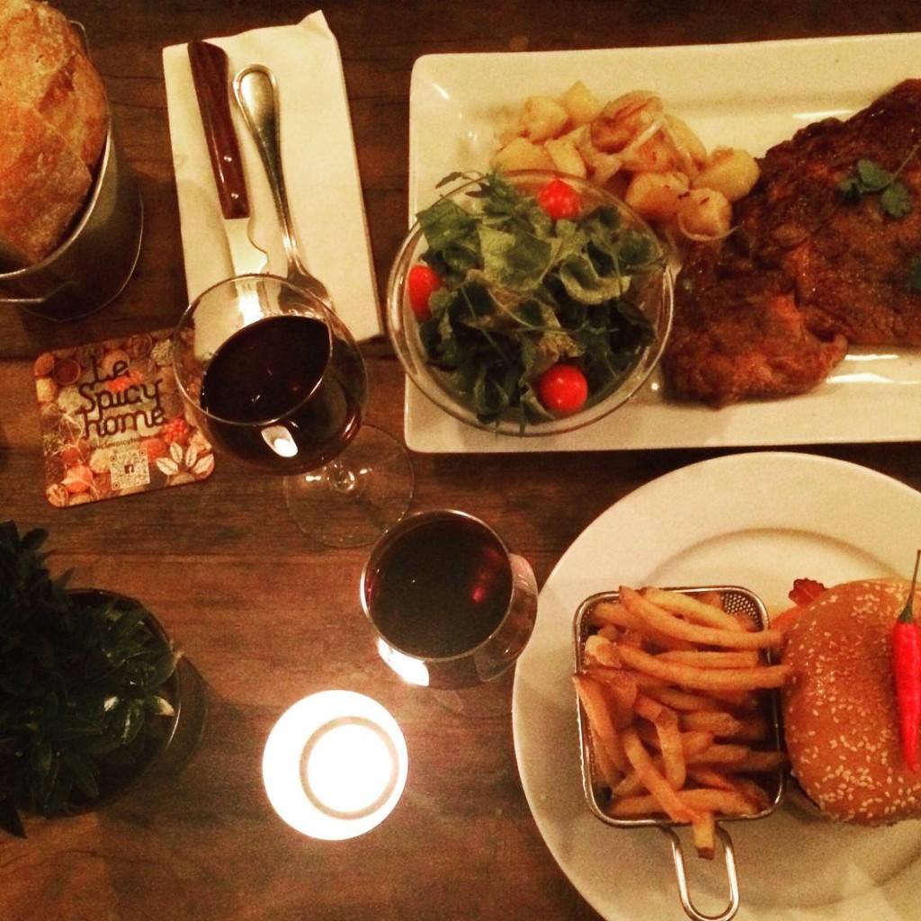 Le Spicy Home Paris - Paris Frivole