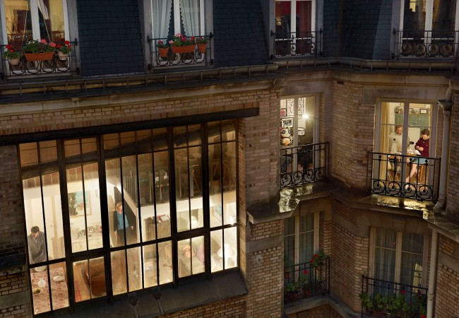 Hôtel Jules&Jim – exposition «Vis à vis» Paris & NYC – Gail Albert Halaban