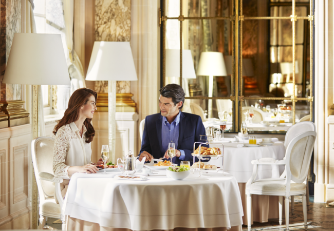 Brunch d'exception – Le Meurice