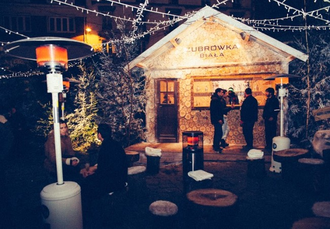 Le ski à Paris – Café A – Zubrowka Biala – sortie insolite