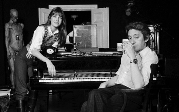 Gainsbourg toujours 25 ans – Galerie HEGOA