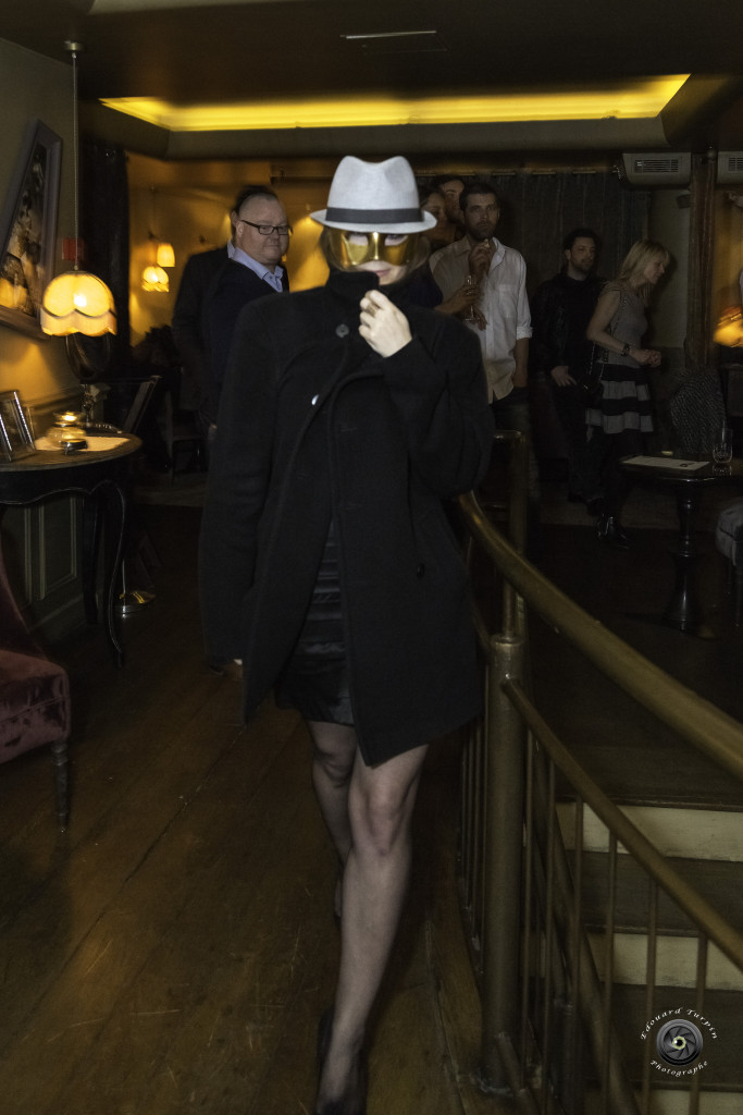 Boudoir Secret Paris Frivole