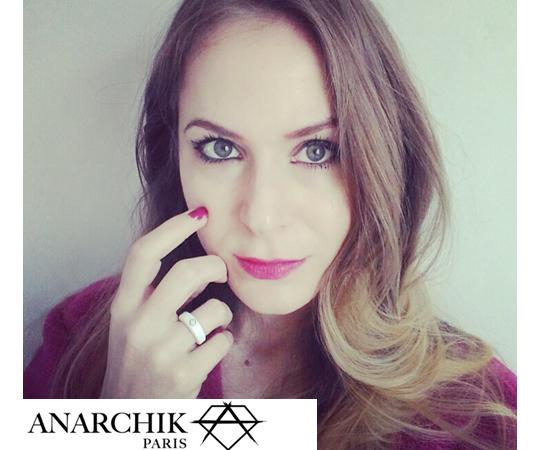 Anarchik – diamant – bagues interchangeables