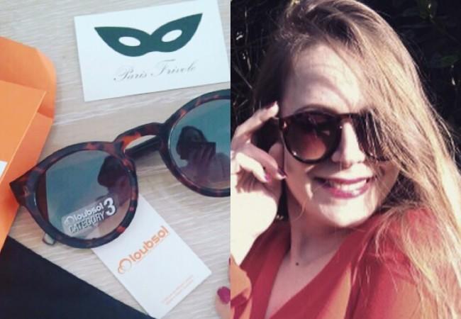 Loubsol – lunettes de soleil – modèle Gaby – tendances printemps été 2016