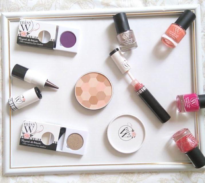 Miss W - maquillage bio