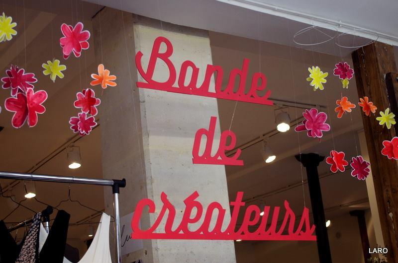 BANDE DE CREATEURS
