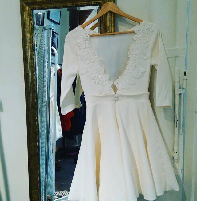Poldine - robe couture