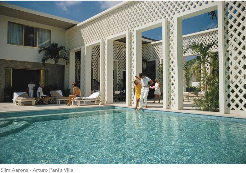 Aarons Slim - villa