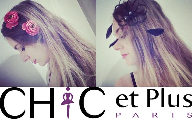 CHIC & PLUS, des ornements de coiffure élégants et féminins
