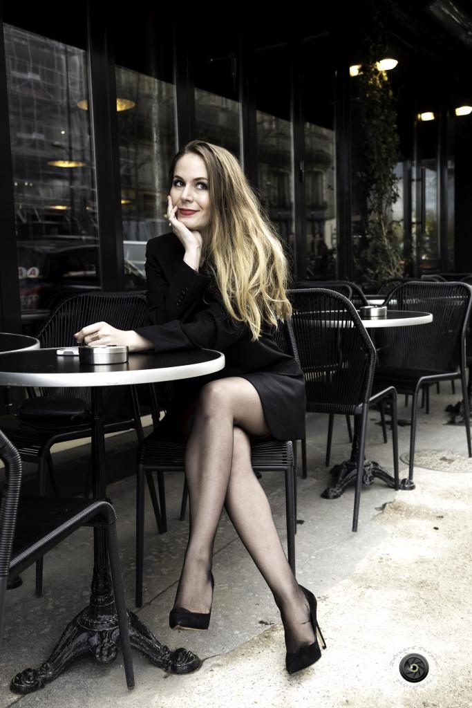 Edouard Turpin - Sarah Paris Frivole - la parisienne