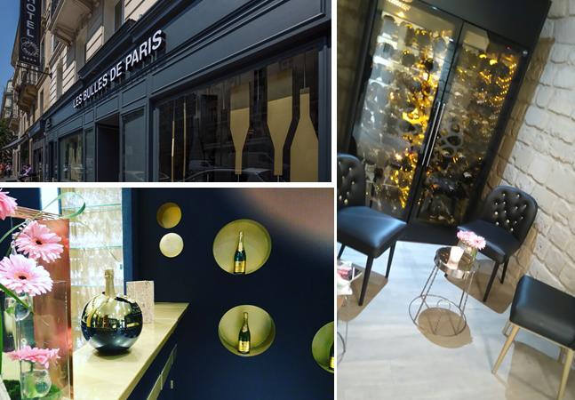 Afterwork «Beauty Bulles» – champagne – Hôtel Les Bulles de Paris