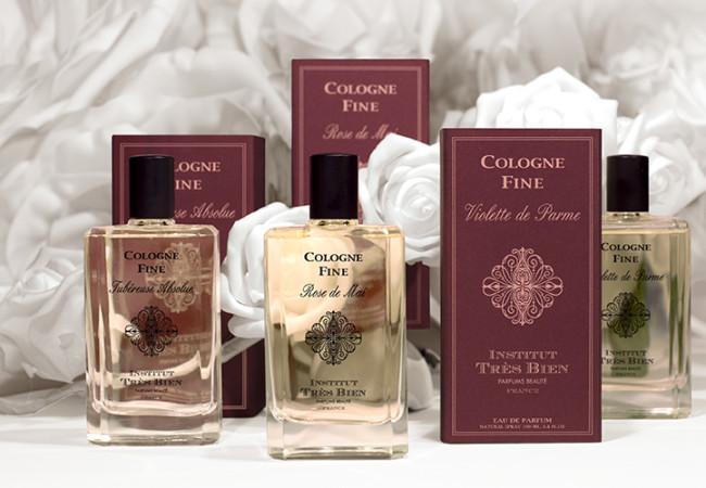 Institut Très Bien – Haute Parfumerie française – Cologne fine