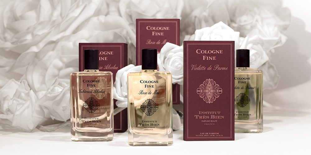 Institut Très Bien - eau de cologne - parfum