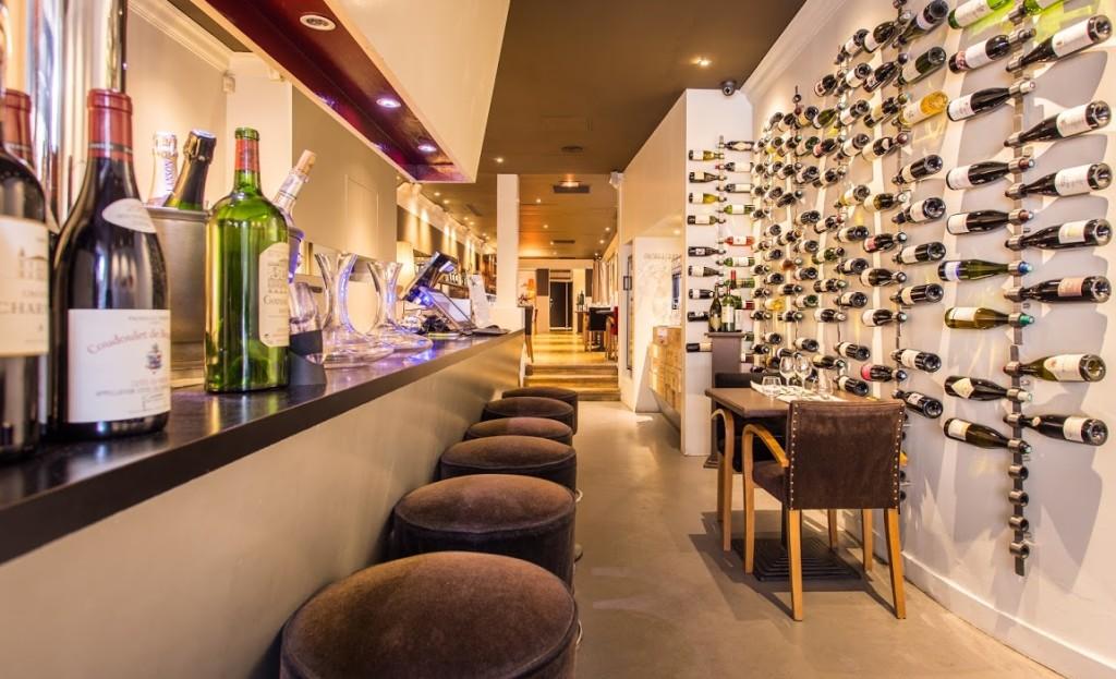 bar - Le Moderne - restaurant Paris - Place de la Bourse