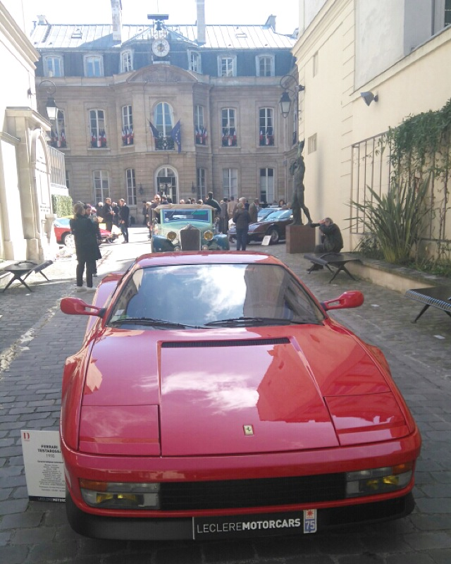 Paris Drouot - voitures de collection