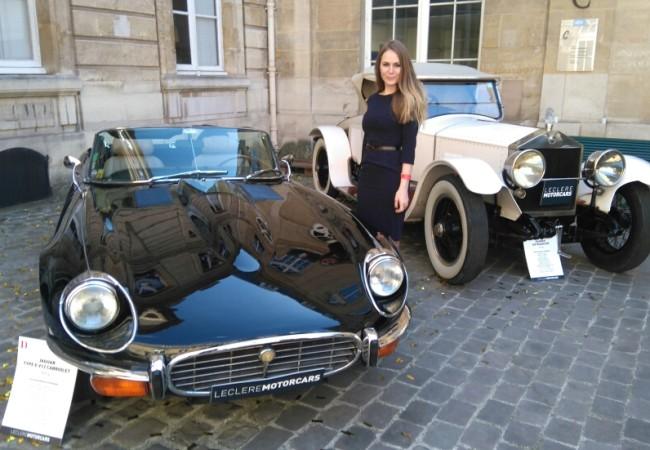 Vente inaugurale automobiles de collection  – Paris Drouot