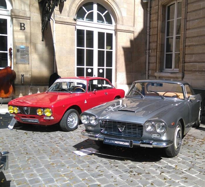voitures de collection - Paris Drouot